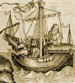 Ulises y la dragona hechicera.