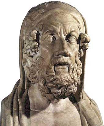 Biografia de Homero